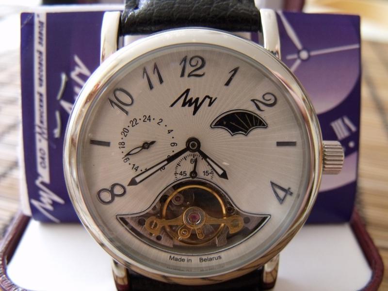 Мужские часы! Посоветуйте на подарок