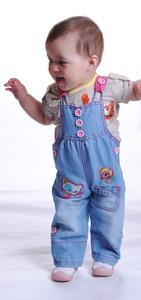 Как сшить джинсы ребенку из старых джинс. Выкройка на 2-4 года Шей со 62