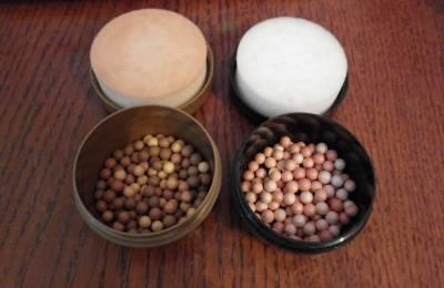 Что такое пудра шарики от эйвон 15 фотография