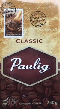 Paulig (Паулиг) - финская торговая марка кофе.