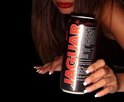 напиток ягуар фото