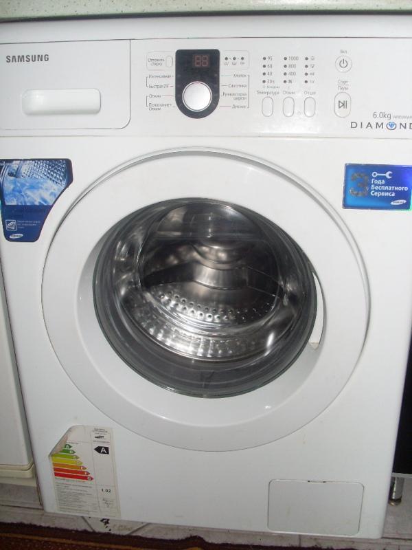 Инструкции стиральной машины samsung