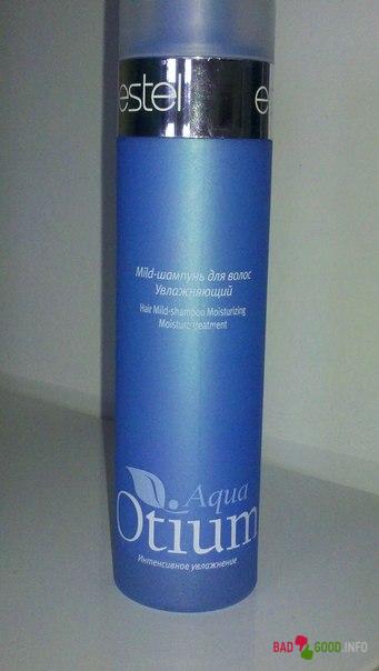 Безсульфатный шампунь эстель аква отзывы